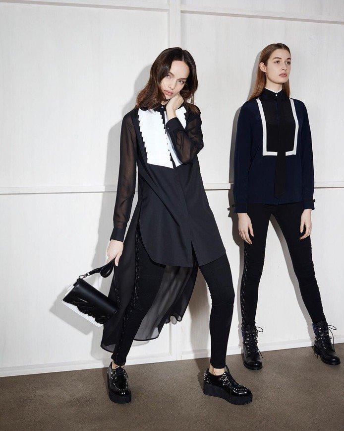 15 крутых вещей от Карла Лагерфельда, которые украсят гардероб каждой женщины