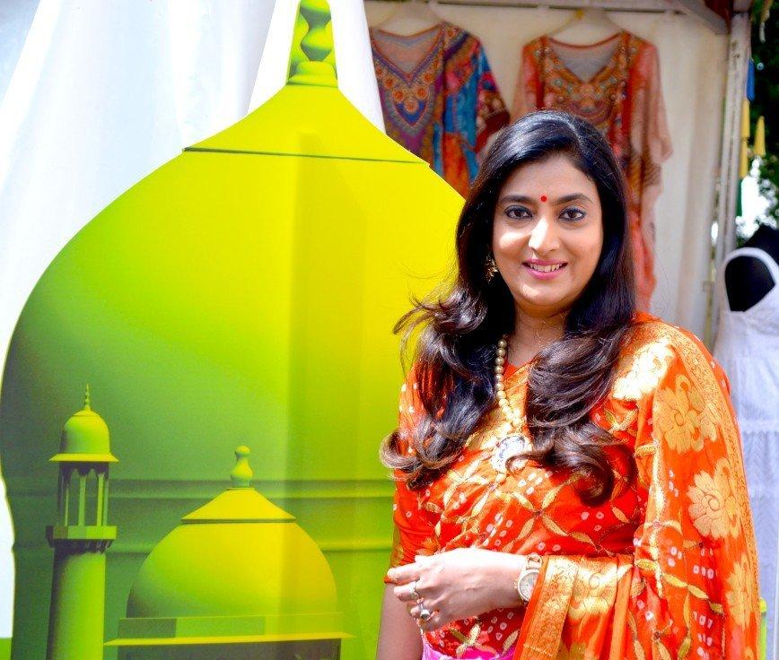 Жена посла Индии в России Видья Варма: что значит быть супругой дипломата и как Индия проникает в российскую культуру