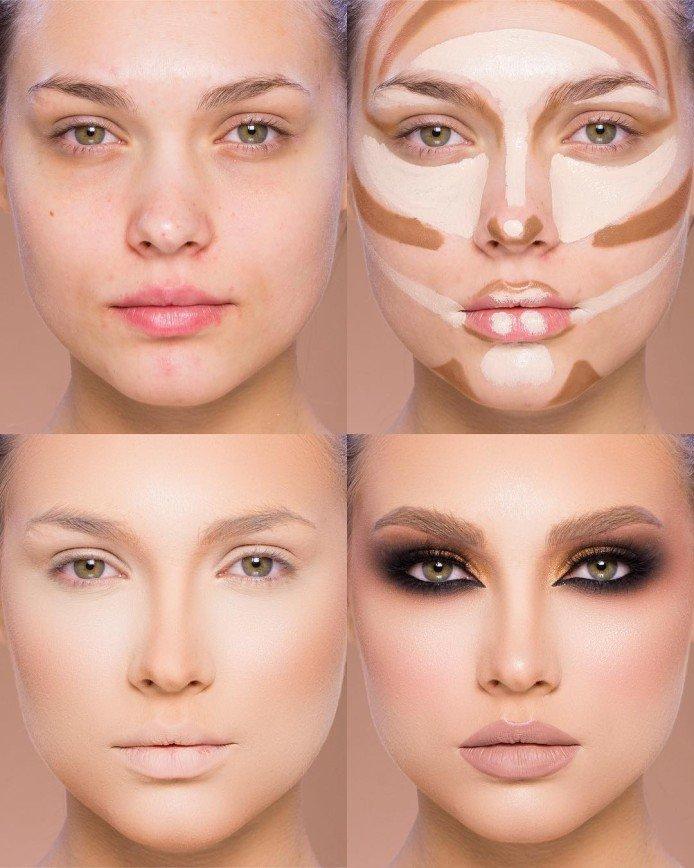 Ничего не получается: 11 причин, почему макияж бьюти-блогеров невозможно повторить
