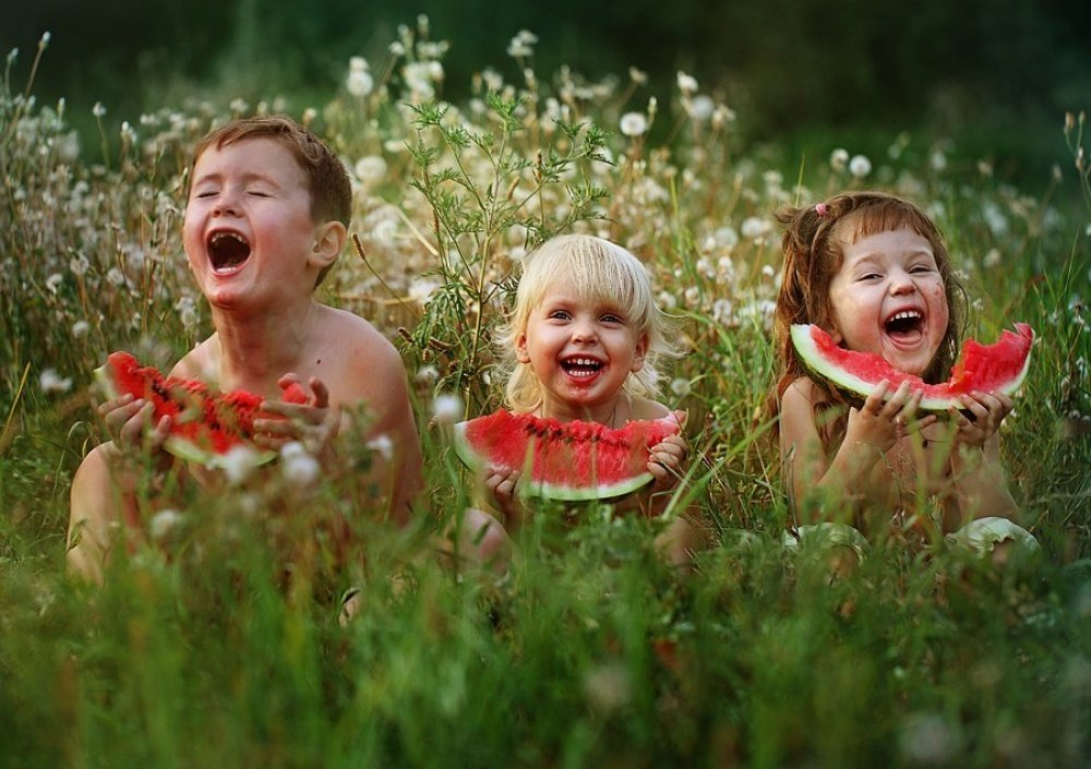 Хорошего настроения дети картинки