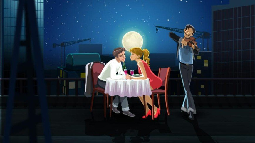 Анетта Орлова: 10 правил первого свидания