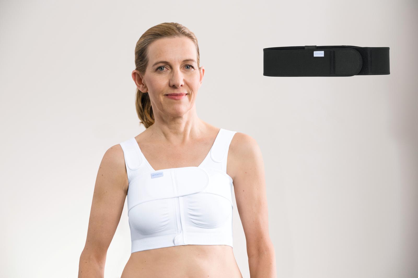 С любовью к себе: как белье Amoena помогает быстро и грамотно восстановиться после операции на груди