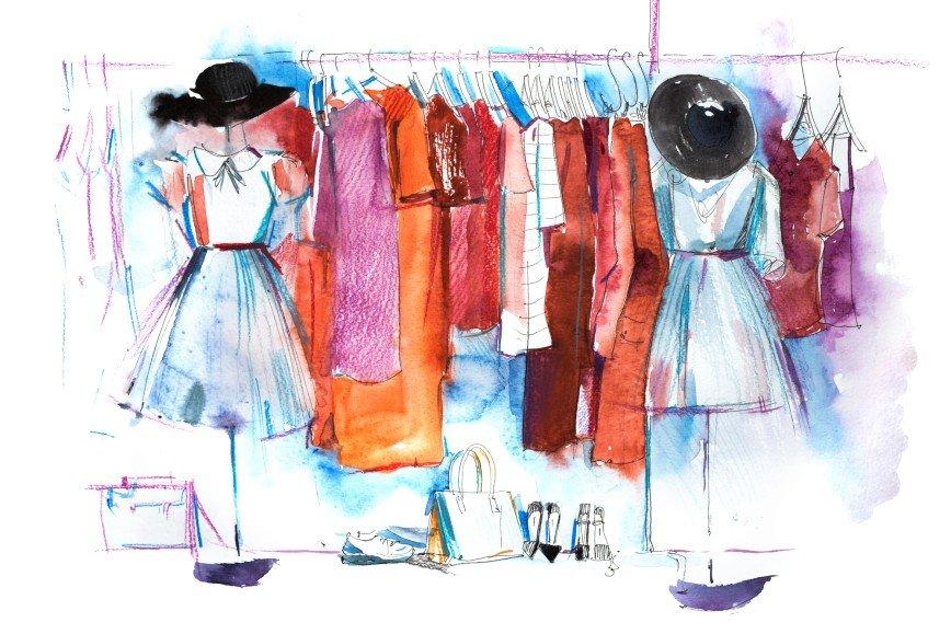 Полный шкаф, а надеть нечего: что такое fast fashion и почему формула «купил – выбросил» порочна