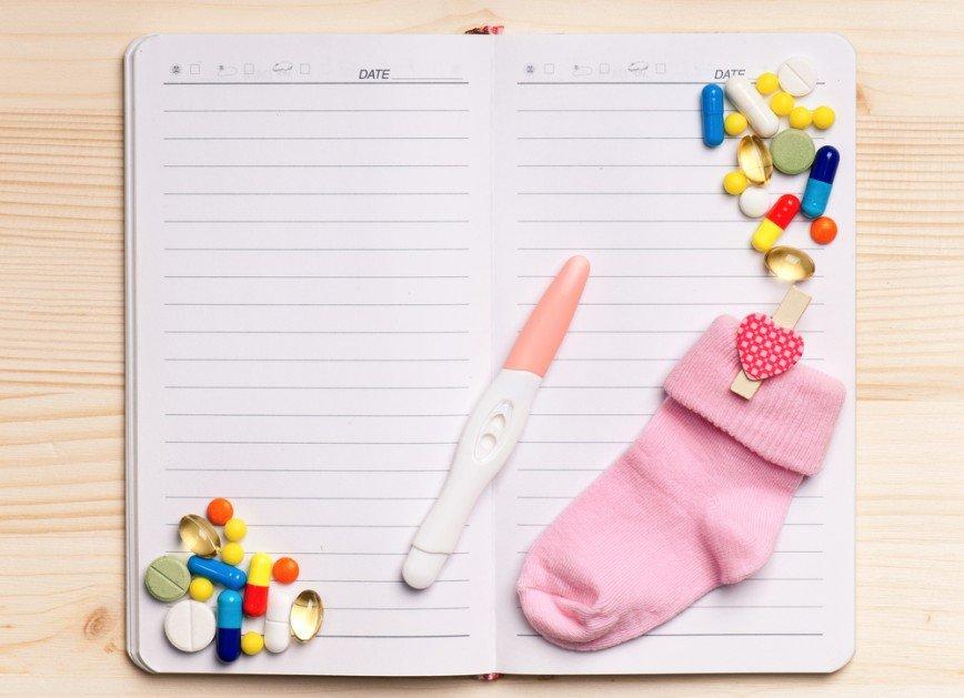 Тест на беременность: как и когда делать?