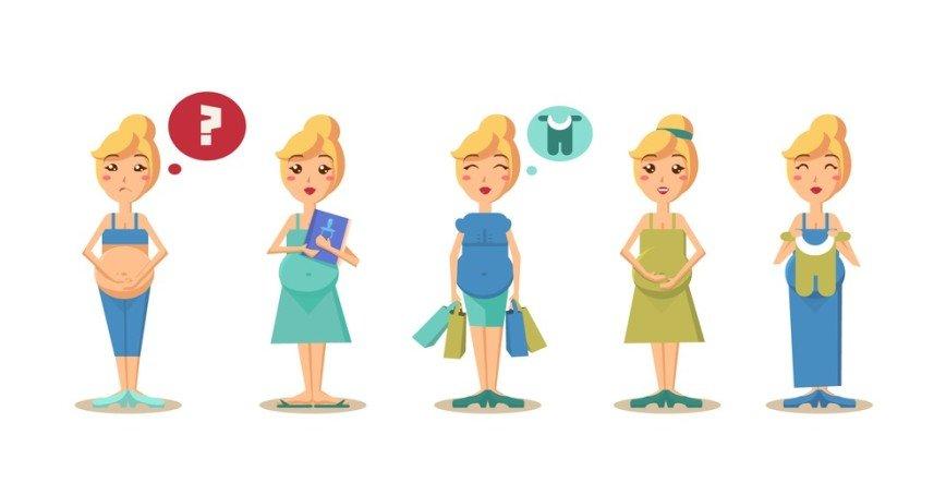 5 вещей, которые нужно успеть сделать до родов