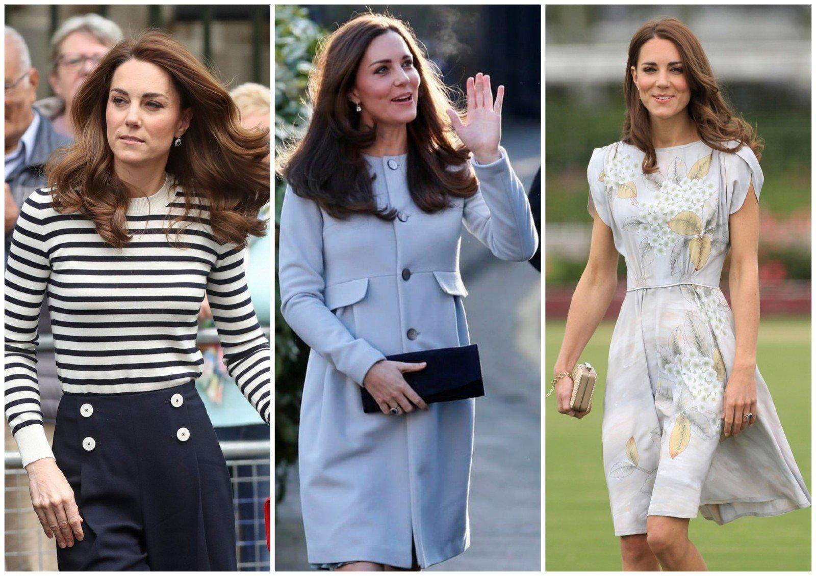 Секреты принцесс: как создают свой стиль Кейт Миддлтон, Рания и Шарлен? И чему они могут нас научить?