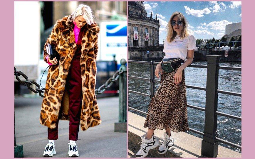 «Приручить зверя»: как носить леопардовый принт