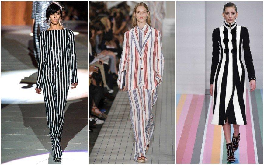 Полосатый рейс: как носить и с чем сочетать самый модный принт наступающей весны