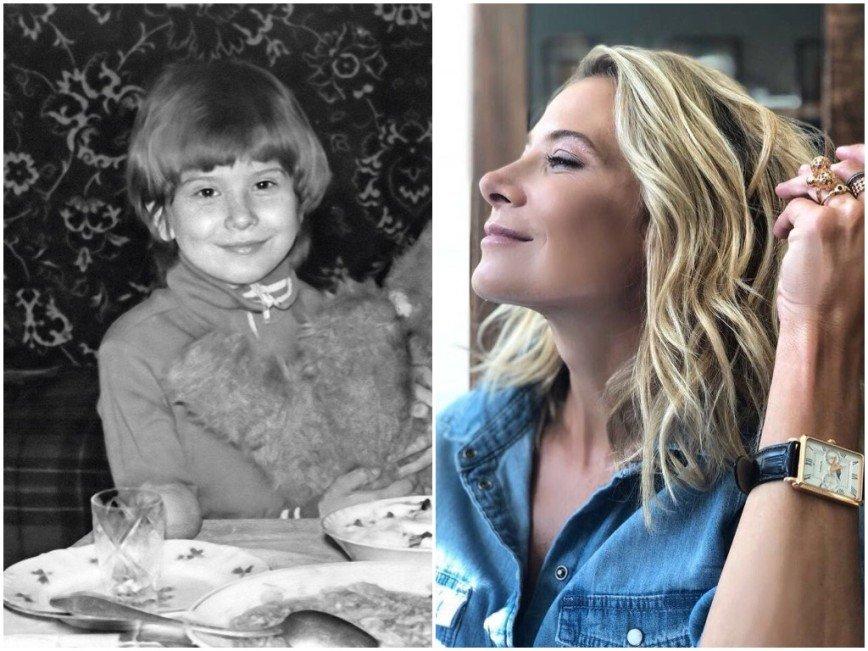 Что выросло, то выросло: какими были Светлана Лобода, Рената Литвинова, Брэд Питт и другие звезды в детстве (16 фото)