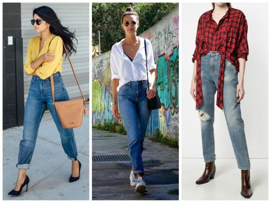 На свидание, на прогулку, на вечеринку: модные джинсы, в которых не стыдно выйти в люди