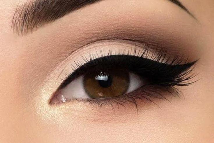 Руки кривые, а стрелки прямые: как сделать идеальный макияж глаз