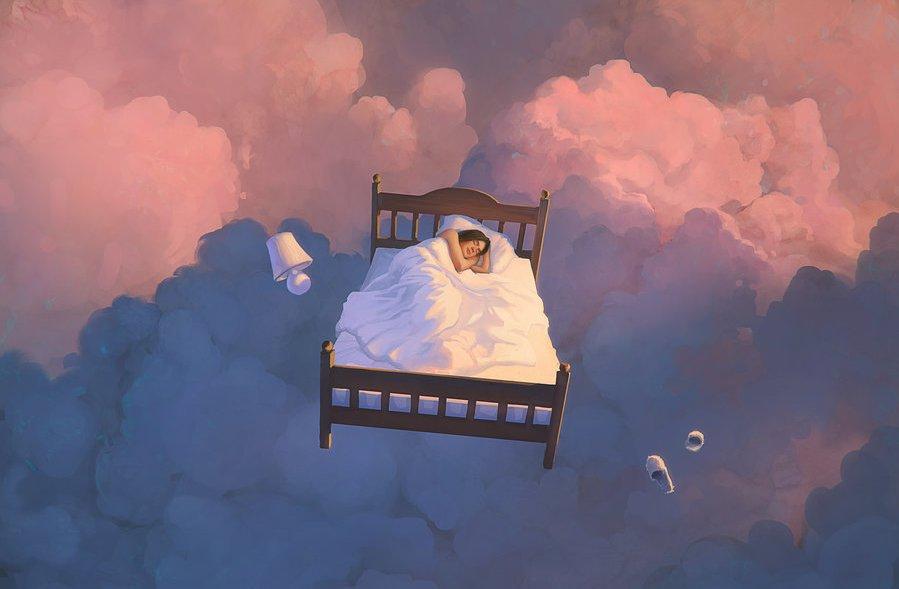 Ночные шалости. Сколько нужно спать, почему врут умные часы и можно ли в выходные отоспаться за неделю