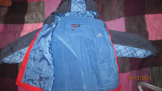 костюм весна холодная осень GUSTI внутри флисовая кофта отстегивается, штаны на х/б подкладке р.92-100 - 1200 р.