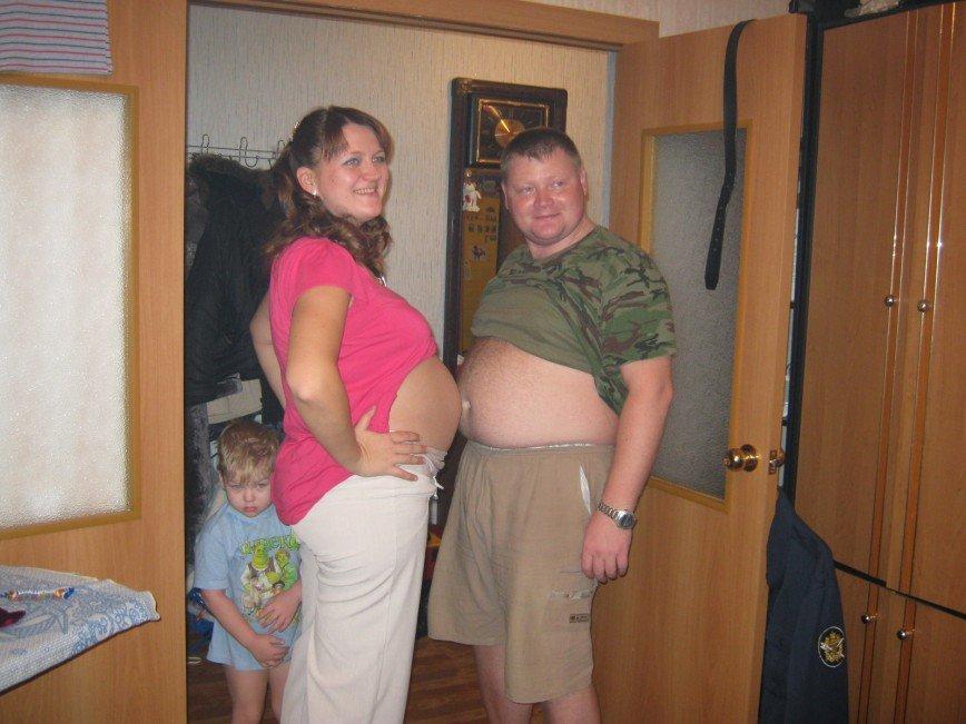 Автор: СветланиЯ, Фотозал: Я - беременна,