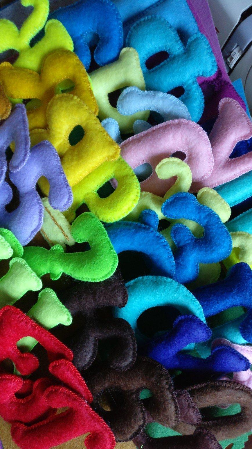Автор: СветланиЯ, Фотозал: Мое хобби, Шить развивающие игрушки и игры для деток - особое удовольствие!