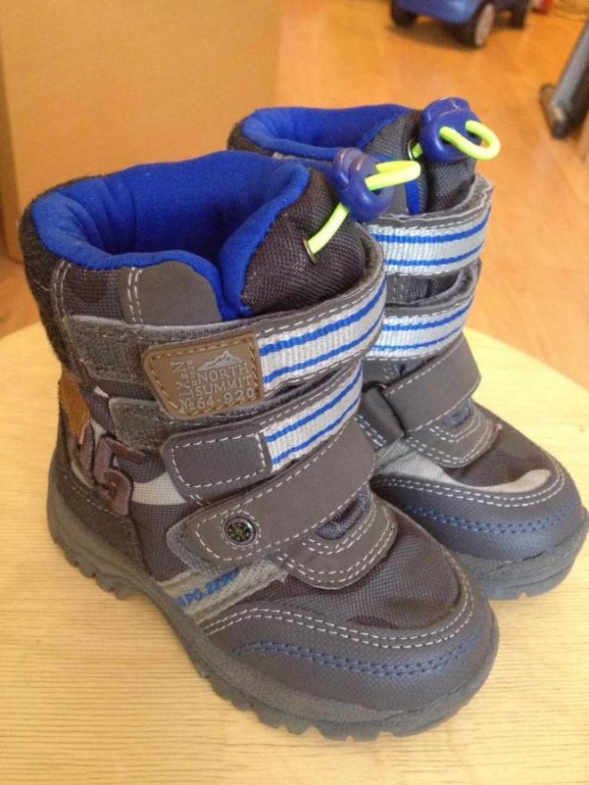 Ботинки NEXT  б/у в отличном сост.500 руб.демисезон разм. 5 - 14,5 см, осень/теплая зима, одели пару раз в машину.