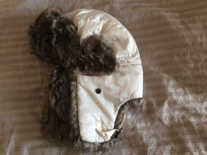 Отдам к покупке шапка зимняя