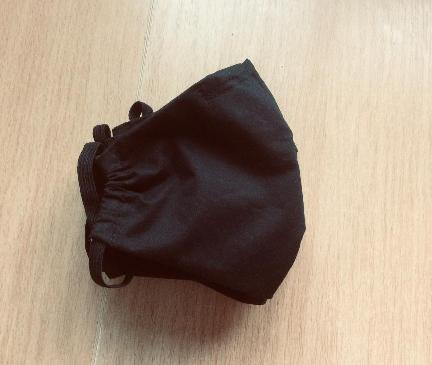 Маска многослойная хлопок и внутренний слой нетканый материал, с зажимом на переносице, можно стирать и гладить, по 100 р,осталось 1шт, можно на заказ