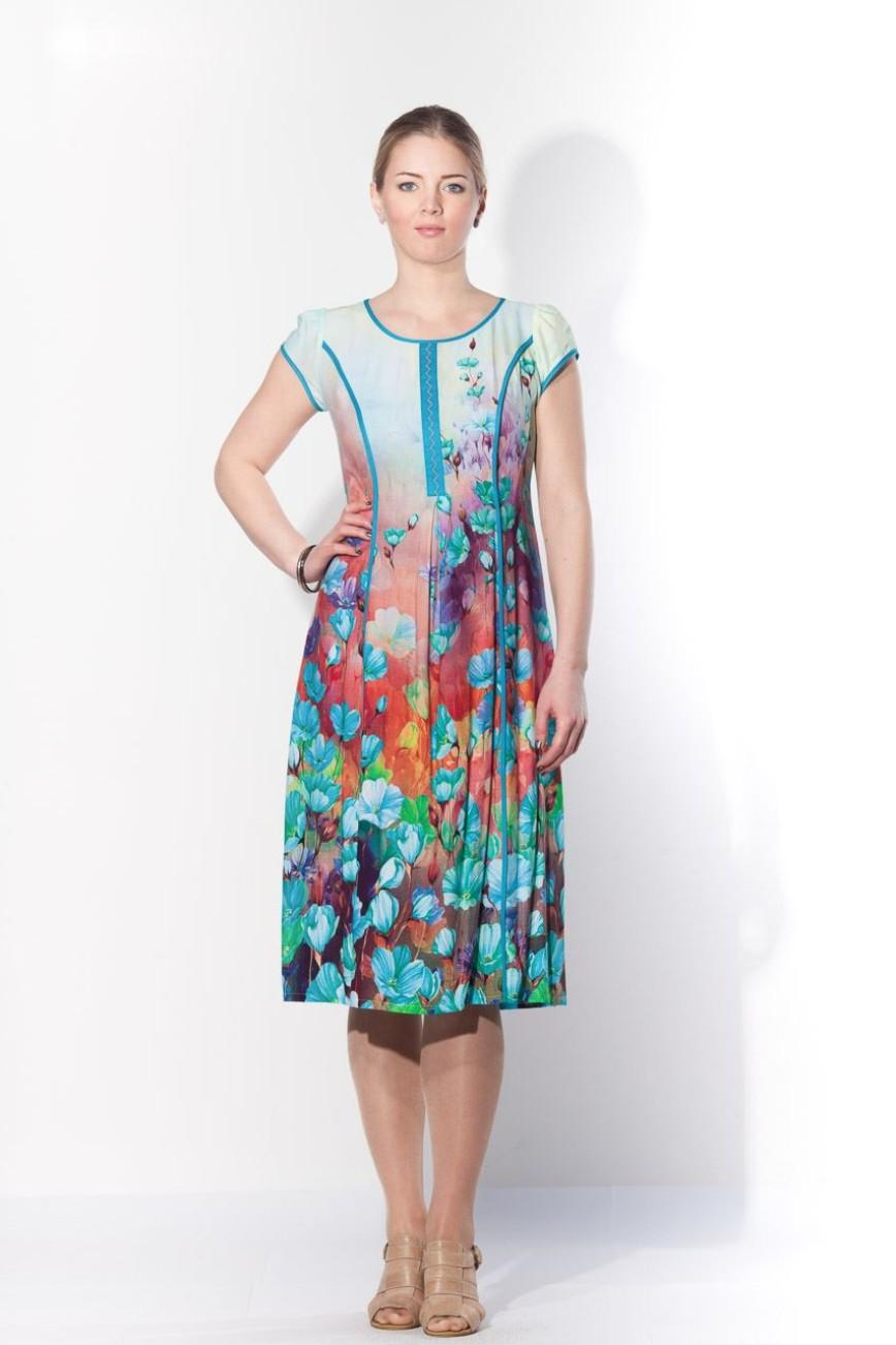 Великолепное легкое, нежное, невесомое летнее платье, 50 р., состав 50% вискоза 50% хлопок. Цвет бледно-розовый пастельный. Цена 1400 р.
