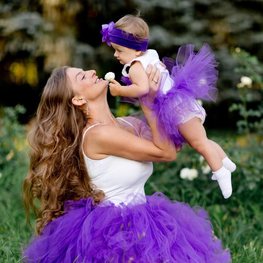 Автор: Sharisha, Фотозал: Радость материнства,