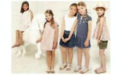 Хиты детской моды весна-лето 2013