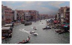 Венеция-город музей на воде