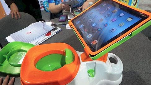 Горшок для детей поколения iPad