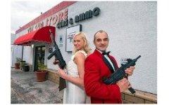 Вооруженные свадьбы в Лас-Вегасе
