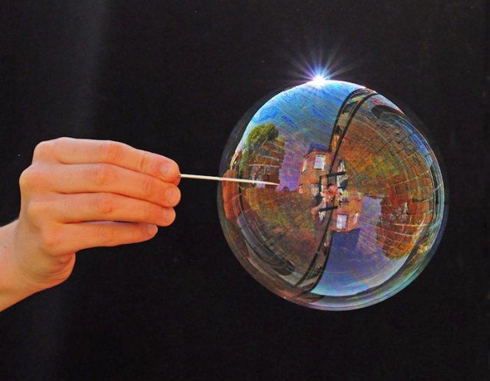 Мыльные пузыри по английски