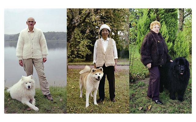 Одежда из шерсти питомцев: Снимки французского фотографа Эрвана Фишу доказывают – единственное, что для этого нужно – это любить своего питомца достаточно долго, чтобы…