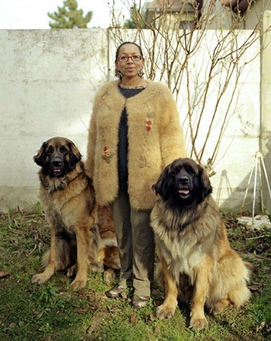 Одежда из шерсти питомцев: