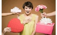 Самые желанные подарки на 8 марта