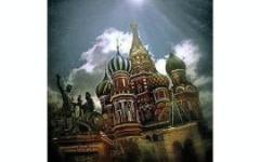 Москва в фотоманипуляциях Андрея Обрывалина