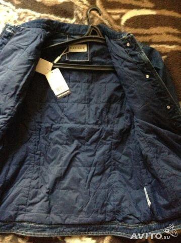 Новые Джинсовые куртки Savage р.42 и р.48 Утепленные, внутри стеганые Новые!! Джинса плотная Есть 2 размера. По 700 руб. Размер 48: длина рукава 62 см, ширина от подмышки до подмышки снаружи 52 см
