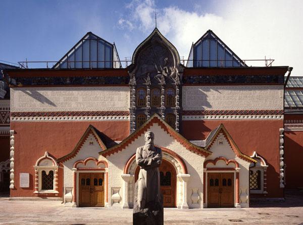 Третьяковская галерея открыла интернет-магазин