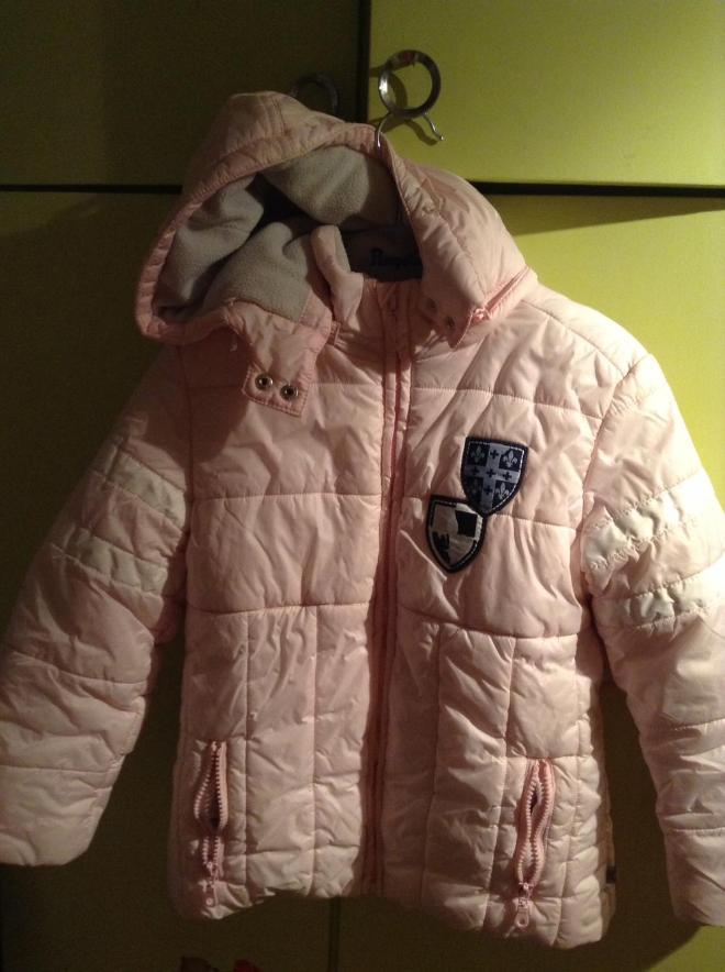 В подарок отдам куртку Kanz рр 122