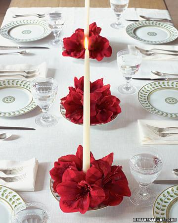 Как украсить стол к Новому Году. Идеи