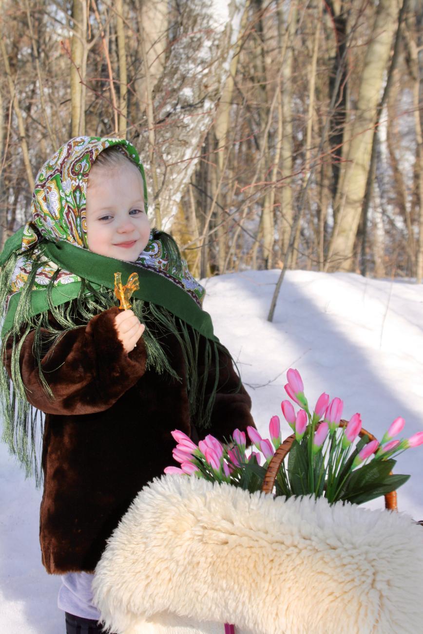 Автор: kovrizka, Фотозал: Наши Дети, Скоро весна!