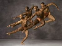Шоколадные танцоры