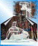 В январе 2005 года состоялся очередной конкурс ледяных фигур. Снежных на этот раз не было.