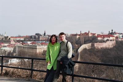 Прага.Вышеград.