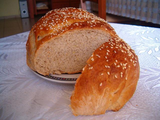 булочки из пшеничной муки высокой физической активности