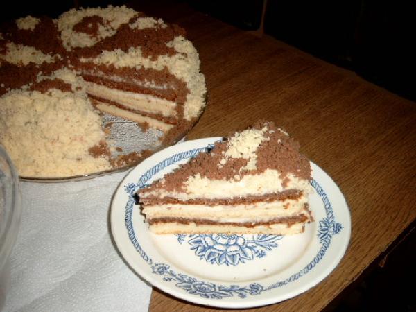 торт лохматый рецепт фото