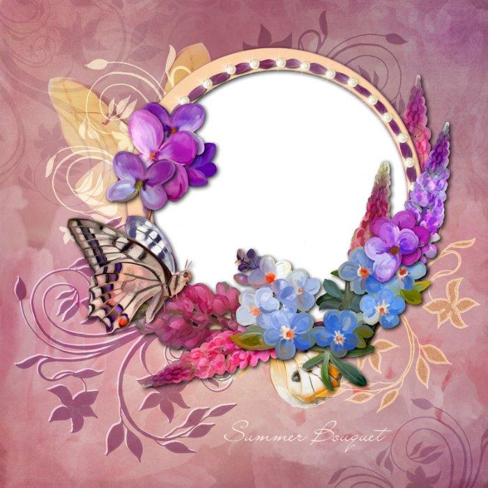 Summer Bouquet - Конкурсная