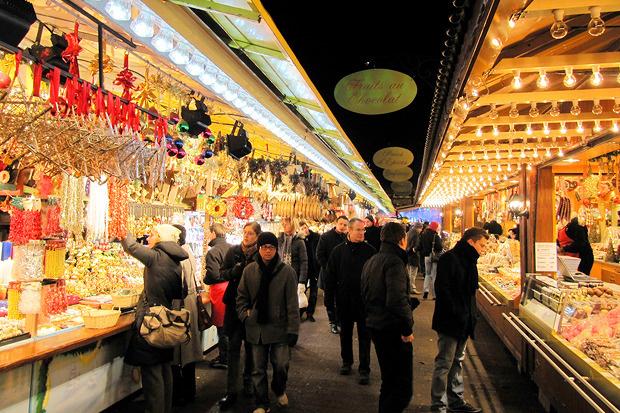 В Москве пройдет Страсбургская рождественская ярмарка