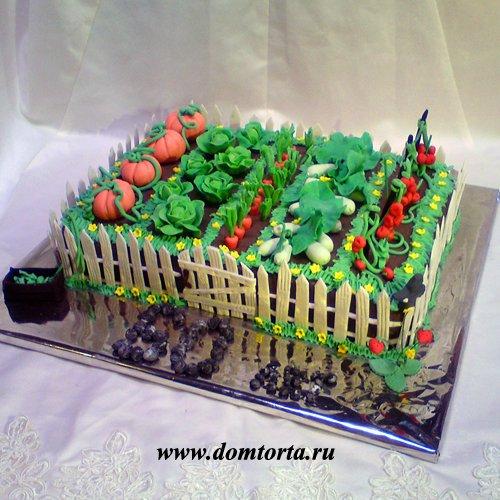 идеи подарков бабушке торт огород мк сайте предусмотрен удобный