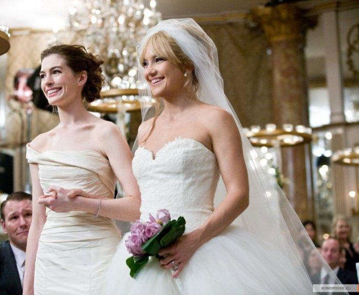 Самые красивые свадебные платья в кино