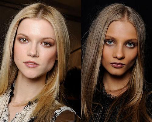 Модные тенденции make-up сезона осень-зима 2011-2012