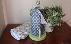Кухонные полотенца - замену бумажным
