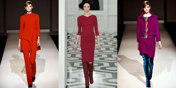 Модные тенденции осень – зима 2011/2012 – феерия цвета